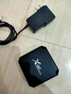 TV Android X96mini