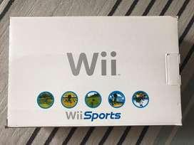 Nintendo Wii 2 Fungsi (Optik & HDD) + 270 Games+ 2 Wiimote+ 2 Nunchuck