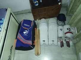 Sg cricket kit for 15 years boy rights hand batsman