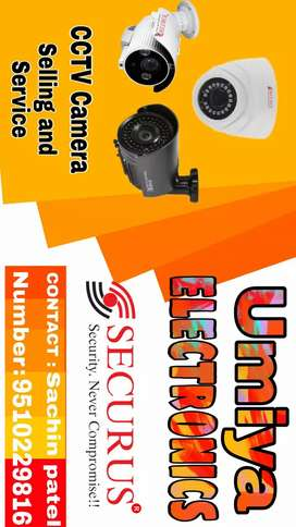 I am doing service and selling of cctv