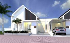 Rumah Klaten tanpa DP