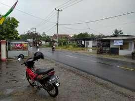 Tanah pinggir jalan majasari