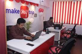 MakeMytrip process hiring for CCE/Hindi BPO/ KYC/ Backend jobs in NCR.