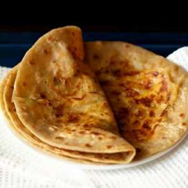 Paratha and Chapathi maker