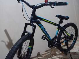 Sepeda pacific Fastron f206 26 frame alloy