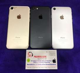 iPhone 7 32GB in Clean Condition All Colours Available Lowest Price !!