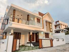 (asking price 68 Lakhs) (3.600 cent) new build indipendant 3 bhk house