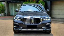 For Sale BMW X5 XDrive 4.0 Year 2019 A/T Full Paper Black On Black