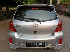 Toyota Yaris 1.5 E 2013 AT Antik Km 60rb Tdp Rendah