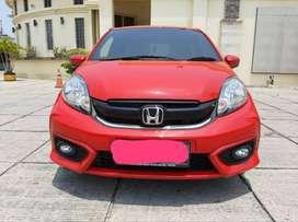 Honda Brio 1.2 Satya E AT  Km 6rb TDP 41jtan
