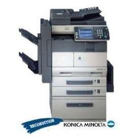 Konica Minolta Bizhub 250/350/222