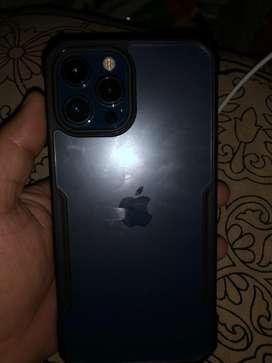 Apple iphone 12 pro max pcific blue