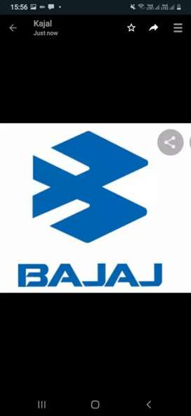 Required candidate for bajaj company