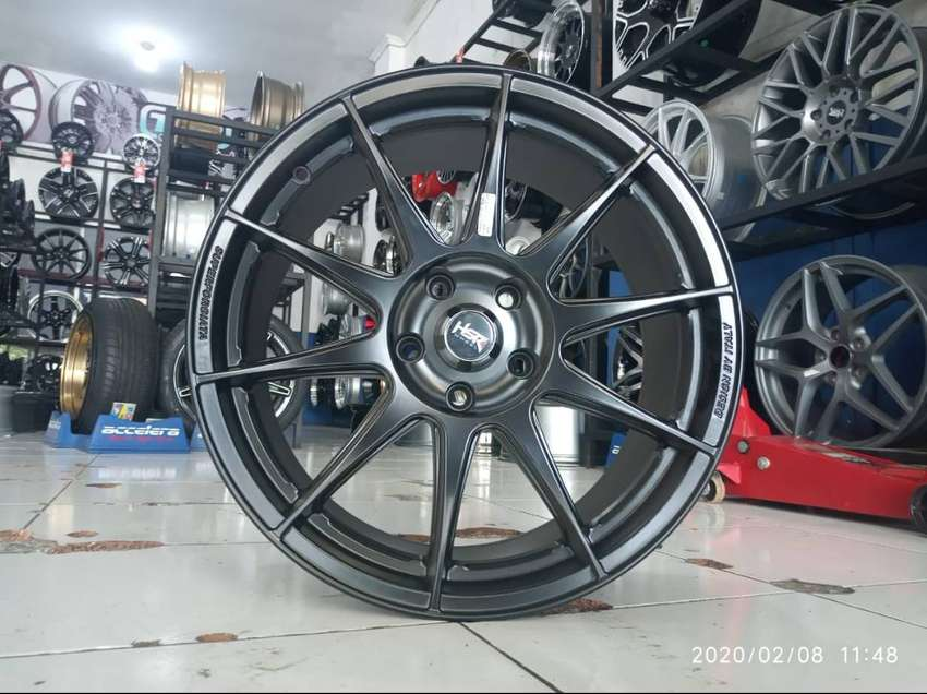 Velg Mobil Racing Look R18 For Innova Juke Terios 0