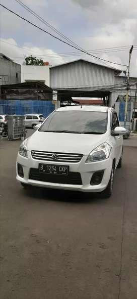 Hot Promo Suzuki Ertiga GL Manual 2014 Putih Mulus