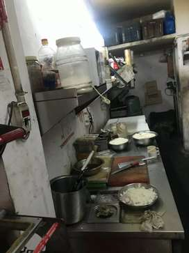 Need indian and chinese chef for online delivery restaurants