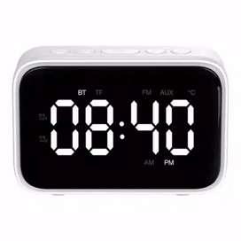 Speaker Bluetooth 5.0 VIVAN VS5 Dual Smart Alarm Clock, SD Card, AUX