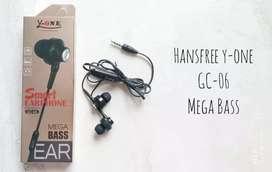 grosir hansfree y-one bazzoka gc-06+mic