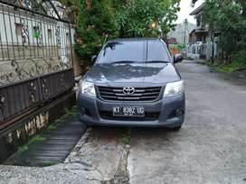 Toyota HiLux pick up single cabin 2015
