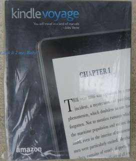Kindle voyage for e-readers. Just like new..