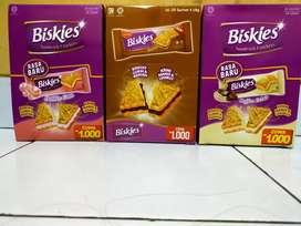 biskies 18gr 20 sachet
