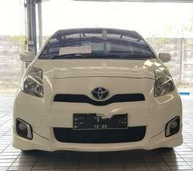 Toyota Yaris S AT 2012 Limited Putih ex Dokter Wanita