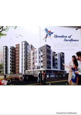 3BHK flat for sale in Birkuchi, Narengi