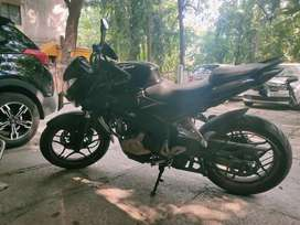 Well maintained pulsar 200ns.