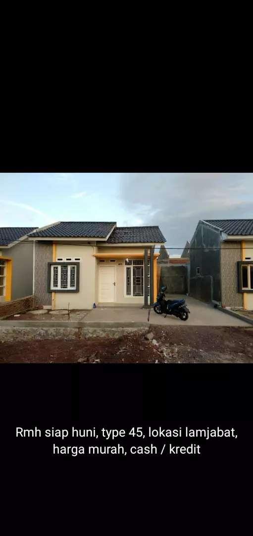 Rumah subsidi murah lokasi kota 0