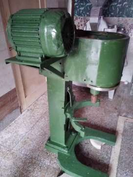 Bakery mixture machine