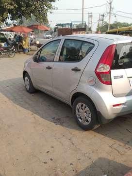 Maruti Suzuki Ritz Lxi BS-IV, 2012, Petrol