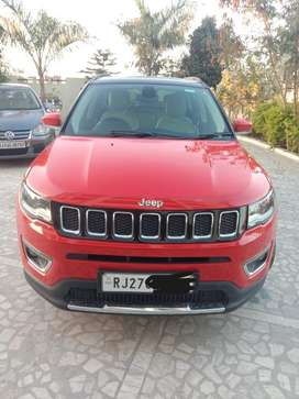 Jeep COMPASS Compass 2.0 Limited Plus, 2019, Diesel