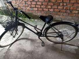 Sepeda Ontel - kapal