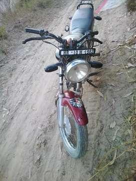 Bike ek dum okk h
