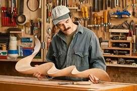 Dibutuhkan Cepat Karyawan Posisi Tukang Kayu