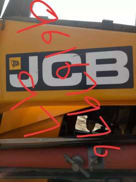 JCB 3DX all paper clear