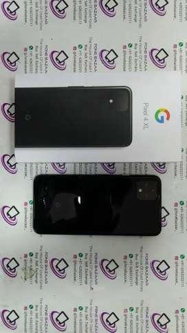 Google Pixel 4XL 64GB just black 3 days used..