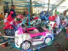 odong odong kereta panggung tayo robocar poli mobil motor sport 11