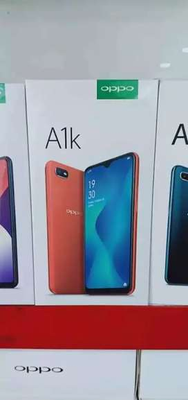 Oppo A1K red color 2/32