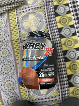 Ansi pro series whey 25 protein shake 5lbs(Rich Chocolate)
