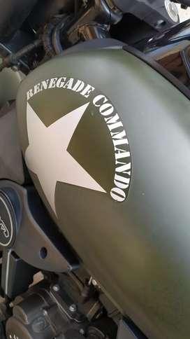 Renegade COMMANDO bike for sale
