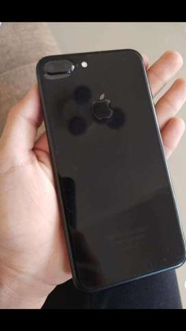 Iphone 7 plus 128gb jet black colour