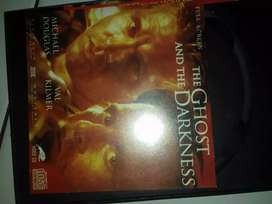vcd original the ghost and the darkness