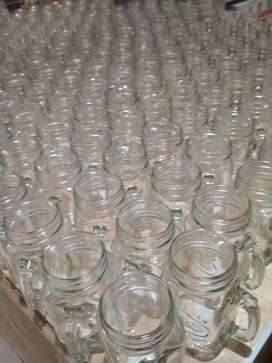Cuci Gudang Gelas Mug Kaca tebal