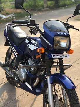 YAMAHA RXZ 5 SPEED