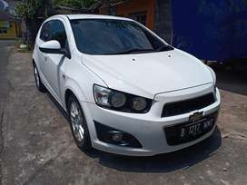 Chev Aveo Matic  Th 13 nik 12  mulus  Tgn1