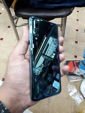 P20 PRO BLUE  dul sim10 BY 10 with pta proved