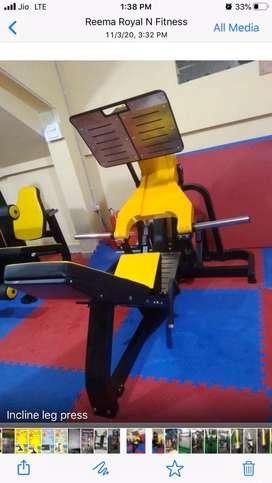 New gym setup only 5.99 Lakh
