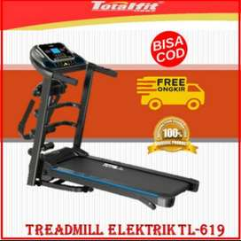ELEKTRIK TREADMIL TL 619 TOTAL FIT
