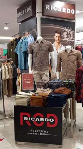 Dibutuhkan Marketing Online untuk produk Fashion8
